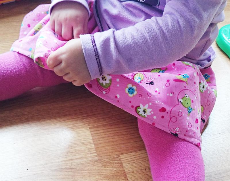 lær å sy barneklær