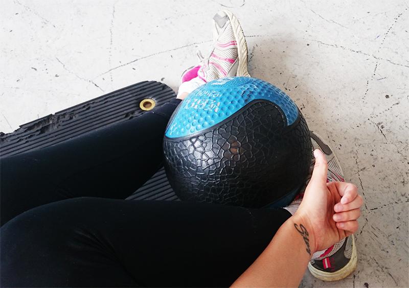 kroppen og trening etter å ha født et barn
